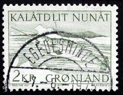 Greenland 1975 Whales, Narwhal   Minr.92   Cz.Slania ( Lot D 2787  ) - Gebruikt
