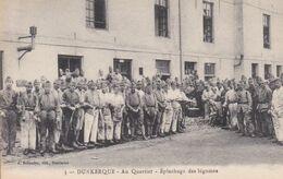 59-DUNKERQUE AU QUARTIER EPLUCHAGE DES LEGUMES - Dunkerque