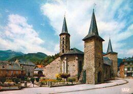 1 AK Frankreich * Die Kirche In Sentein - Erbaut Ab Dem 15. Jahrhundert * - Other Municipalities