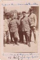 Cpa SOUVENIR DU 1 REGIMENT ETRANGER LYON ?? 15 AOUT 1916 - Regimente
