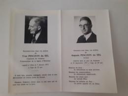 Faire Part Deces Yves Pinczon Du Sel Capitaine De Vaisseau , Légion D'honneur, Marine, Marin , Soldat,  Militaire - Obituary Notices
