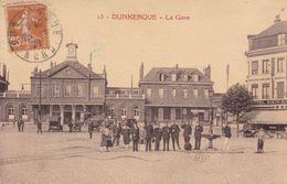 59 - DUNKERQUE  LA GARE - Dunkerque
