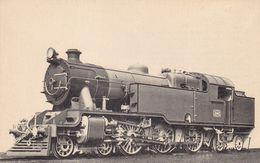 Locomotives De La République Argentine (Buenos-Ayres Et Pacific Voie De 1 M 67) - Trains