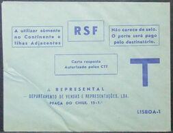 Portugal - RSF Cover - 1910-... República