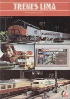 CatalogueLIMA 1980/81 Trenes Lima - Set - Edición Española - Libri E Riviste