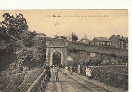 Revin -  32 - Le Pont Et Vue Sur Un Quartier De La Ville - Revin