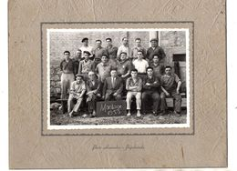 Peyrehorade. Groupe D'ouvriers. Montage  1958. Photo Alexandre. - Peyrehorade