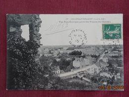 CPA - Châteaubriant - Vue Panoramique Prise Des Ruines Du Château - Châteaubriant