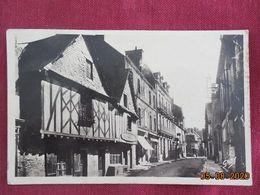 CPSM - Châteaubriant - Vieilles Maisons, Grande-Rue - Châteaubriant