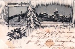 Bade Wurtemberg -  KURHAUS HUNDSECK - Wintersport Auf Hundseck - Deutschland
