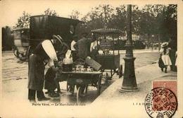 FRANCE - Carte Postale - Paris Vécu - Le Marchand De Coco - L 66259 - Petits Métiers à Paris
