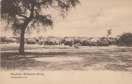 Deutsch Sudwest Afrika , 00-10s ; Klippkaffernwerft - Ansichtskarten