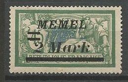 MEMEL N° 69 NEUF* Trace De CHARNIERE  / MH - Memel (1920-1924)