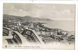 CPA-Carte Postale Italie- San Remo-Panorama Da Piazza Castella-VM20022 - San Remo