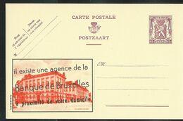 Publibel Neuve N° 641  ( Banque De Bruxelles) - Entiers Postaux