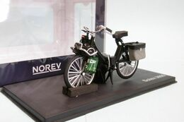 Norev - MOBYLETTE SOLEX 1966 Noir Réf. 182065A Neuf 1/18 - Norev