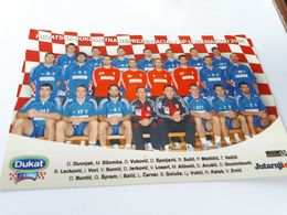 Postcard - Croatia, Handball    (V 34868) - Balonmano
