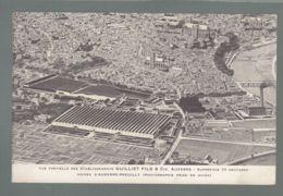 CPA - 89 - Auxerre-Preuilly - Etablissements Guilliet - Photogaraphie Prise En Avion - Auxerre