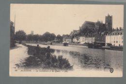 CPA - 89 - Auxerre - Cathédrale Et Quais - Auxerre