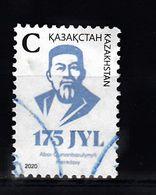 Kazachstan 2020 Mi Nr ???, Abay Kunanbayev, Poet,composer - Kazajstán