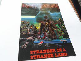 Postcard - Iron Maiden    (V 34875) - Musica E Musicisti