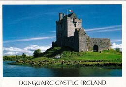1 AK Irland / Ireland * Dunguaire Castle Bei Kinvara - Erbaut Um 1520 Im County Galway * - Galway