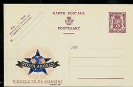Publibel Neuve N° 661  ( Rossi Angelo, Produits De Marque ) - Entiers Postaux
