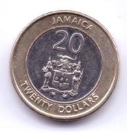 JAMAICA 2017: 20 Dollars - Jamaica