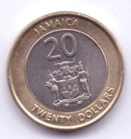 JAMAICA 2001: 20 Dollars, KM 182 - Jamaica