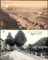 Hamoir - Lot 2 Cartes Route De Ferrière (animée) Extension (gare Desaix) - Hamoir