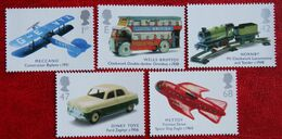 Classic Transport Toys Dinky Clockwork (Mi 2152-2156) 2003 POSTFRIS MNH ** ENGLAND GRANDE-BRETAGNE GB GREAT BRITAIN - 1952-.... (Elizabeth II)