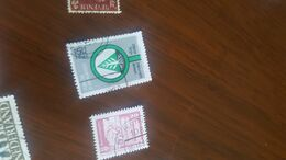 TURCHIA ALBERI  1 VALORE - Briefmarken