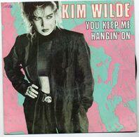 "Kim Wilde (1986)   ""You Keep Me Hangin On"" - Dischi In Vinile"