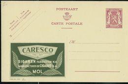 Publibel Neuve N° 684 A Verte  ( Tabac- Tabak - Cigares : CARESCO - Mol) - Publibels