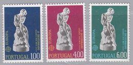 EUROPA  PORTUGAL   Yvert  1211 à 1213  Neuf XX Cote 35 € - 1974