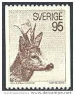 ZWEDEN 1972 Hert Gewoon Papier PF-MNH - Nuovi