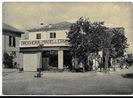 San Mauro Mare (Forlì-Cesena). Via R. Pascoli. Drogheria - Macelleria. - Forlì