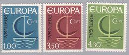 EUROPA  PORTUGAL   Yvert  993 à 995  Neuf XX Cote 22,50 € - Europa-CEPT