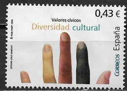 Spain 2008. Scott #3353 (U) Cultural Diversity - 1931-Heute: 2. Rep. - ... Juan Carlos I