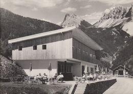 BRIXIEN-BRESSANONE-BERGHOTEL VALLAZZA-CARTOLINA VERA FOTOGRAFIA  VIAGGIATA IL 25-7-1964-VEDERE TIMBRO RETRO - Bolzano (Bozen)