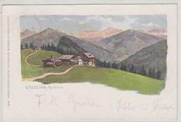 Vazeina - Kurhaus - Signiert - 1899         (P-269-00209) - GR Grisons