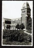 Photo 14,5 Cm X 9,5 Cm - 1934 - Camp De Beverloo - Eglise De Bourg-Léopold - 2 Scans - Leopoldsburg