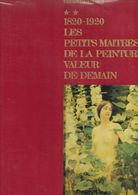 Livre Gérard Schurr (1820-1920 - Art
