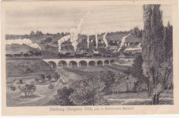 43918    -  Bleiberg  - Bleyberg   Pont  1916 -  Train -  Environs De  Plombières - La  Calamine - Plombières