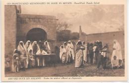 INDE - RAWAL PINDI - PUNJAB - Les Franciscaines Missionnaires De Marie En Mission - Oeuvres Pour Les Malades - Inde