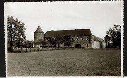 Photo 14,5 Cm X 9,5 Cm - 1934 - Vieille Ferme à Courrière - Assesse - 2 Scans - Assesse