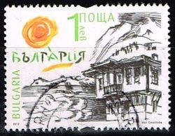 Bulgarien 2012,Michel# O Berge/ Architektur - Bulgaria