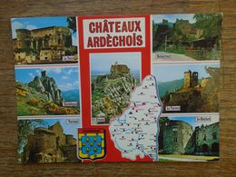 Châteaux Ardèchois , Multi-vues - Autres Communes