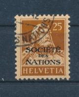 Zwitserland/Switzerland/Suisse/Schweiz 1924 Mi: SDN 18x Yt: TS 53 (Gebr/used/obl/usato/o)(5285) - Service