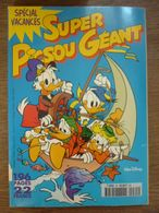 SUPER PICSOU GEANT N°85 / Disney Hachette Presse 07-1998 - Unclassified